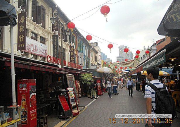Chinatown, Pagoda Street